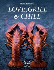 Love Chill und Grill Buch